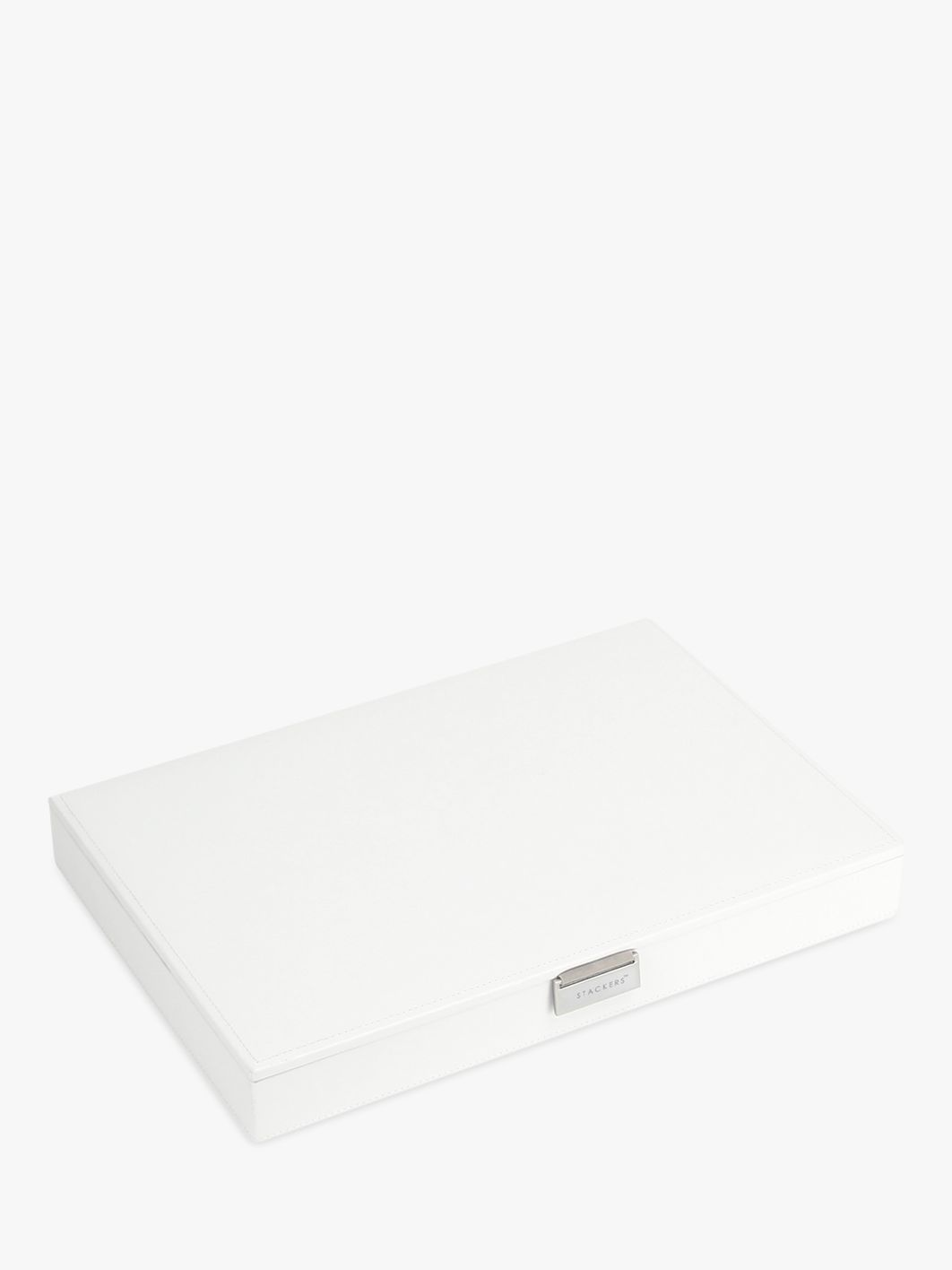 Stackers Stackers Supersize Jewellery Box Lid, White