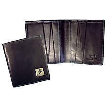Buy TYLER & TYLER Football Jeans Wallet, Black Online at johnlewis.com