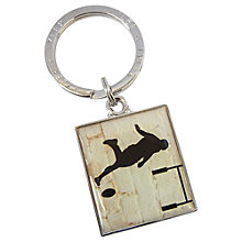 Buy TYLER & TYLER Rugby Conversion Keyring Online at johnlewis.com