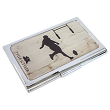 Buy TYLER & TYLER Rugby Conversion Business Card Holder Online at johnlewis.com