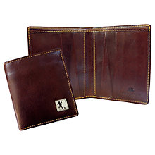 Buy TYLER & TYLER Rugby Conversion Jeans Wallet, Brown Online at johnlewis.com
