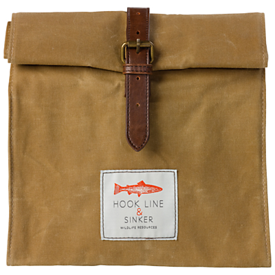 Hook, Line & Sinker Lunch Bag