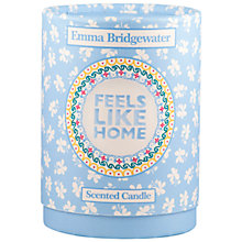 Buy Emma Bridgewater Feels Like Home Candle Online at johnlewis.com