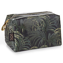 Buy House of Hackney Palmeral Box Wash Bag, Medium Online at johnlewis.com