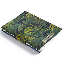 Buy House of Hackney Palmeral Notebooks, Set Of 3 Online at johnlewis.com