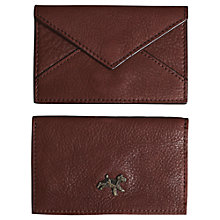 Buy Plum & Ashby Leather Card Holder Online at johnlewis.com