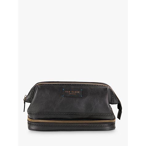 Buy Ted Baker Cobbler Wash Bag John Lewis