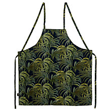 Buy House of Hackney Palmeral Print Apron Online at johnlewis.com
