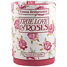 Buy Emma Bridgewater Love & Roses Candle Online at johnlewis.com