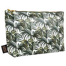 Buy House of Hackney Palmeral Print Cosmetic Bag, Large Online at johnlewis.com