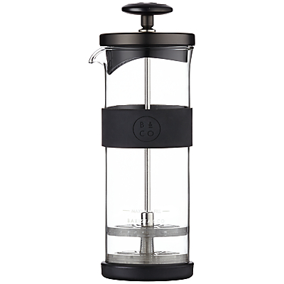 Barista & Co. Milk Frother, Slate
