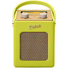 Buy ROBERTS Revival Mini DAB/FM Digital Radio, Limited Edition Colours Online at johnlewis.com