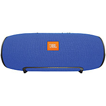 Buy JBL Xtreme Bluetooth Splashproof Portable Speaker, Blue Online at johnlewis.com