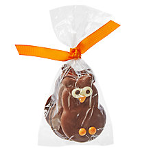 Buy Natalie Chocolates Milk Chocolate Owls, 40g Online at johnlewis.com