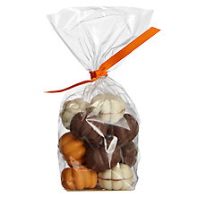 Buy Natalie Chocolates Bag of Chocolate Praline Pumpkins, 140g Online at johnlewis.com