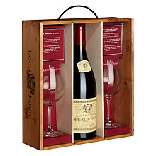 Buy Louis Jadot Magnum and 2 Glasses Set, 1.5L Online at johnlewis.com