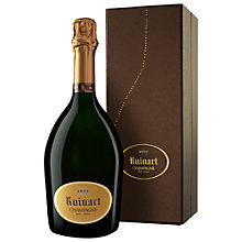 Buy Ruinart Brut Champagne, 75cl Online at johnlewis.com