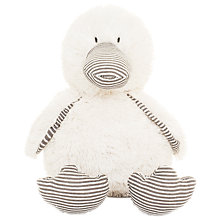 Buy Teddykompaniet Nico the Duck Soft Toy Online at johnlewis.com