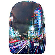 Buy Spiral Tokyo Night Backpack, Multi Online at johnlewis.com