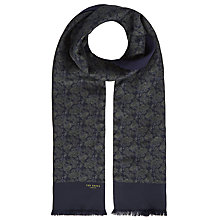 Buy Ted Baker Paisley Silk Scarf Online at johnlewis.com