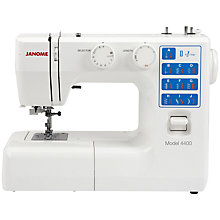 Buy Janome 4400 Sewing Machine Online at johnlewis.com