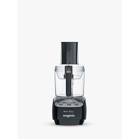 Magimix Le Mini Plus Blendermix Food Processor Black