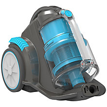 Buy Vax C85-MZ-PE Mach Zen Pet Cylinder Vacuum Cleaner, Blue Online at johnlewis.com
