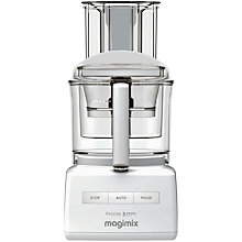 Buy Magimix 5200XL Premium BlenderMix Food Processor, White Online at johnlewis.com