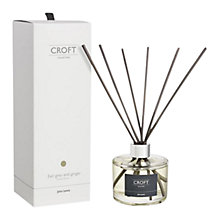 Buy John Lewis Croft Collection Earl Grey & Ginger Diffuser Online at johnlewis.com