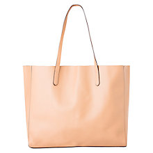 Buy Mango Pebbled Shopper Bag Online at johnlewis.com