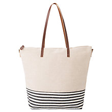Buy Mango Jute Cotton Shopper Bag Online at johnlewis.com