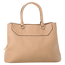 Buy Mango Pebbled Tote Bag Online at johnlewis.com