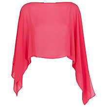 Buy Damsel in a dress Gabriella Shawl, Pink Online at johnlewis.com