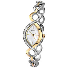 Buy Sekonda 2017.27 Women's Bracelet, Silver Online at johnlewis.com
