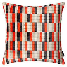 Buy Kirkby Design by Romo District Cushion Online at johnlewis.com