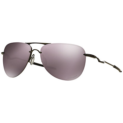 lmjqe Buy Oakley OO4086 Tailpin Polarised Sunglasses, Black | John Lewis