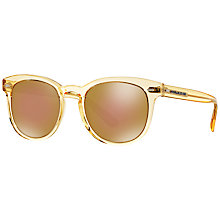 Buy Dolce & Gabbana DG4254 Panthos Framed Sunglasses Online at johnlewis.com