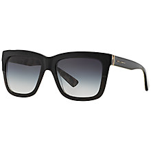 Buy Dolce & Gabbana DG4262 Square Framed Sunglasses Online at johnlewis.com