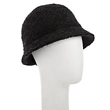Buy John Lewis Mohair Cloche Hat Online at johnlewis.com