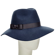 Buy John Lewis Floppy Brim Fedora Wool Hat Online at johnlewis.com