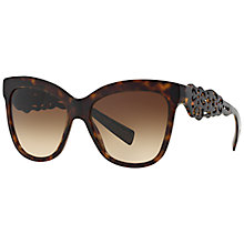 Buy Dolce & Gabbana DG4264 Sunglasses, Brown Online at johnlewis.com