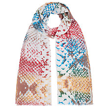 Buy Lola Rose Kalahari Python Scarf, Multi Online at johnlewis.com