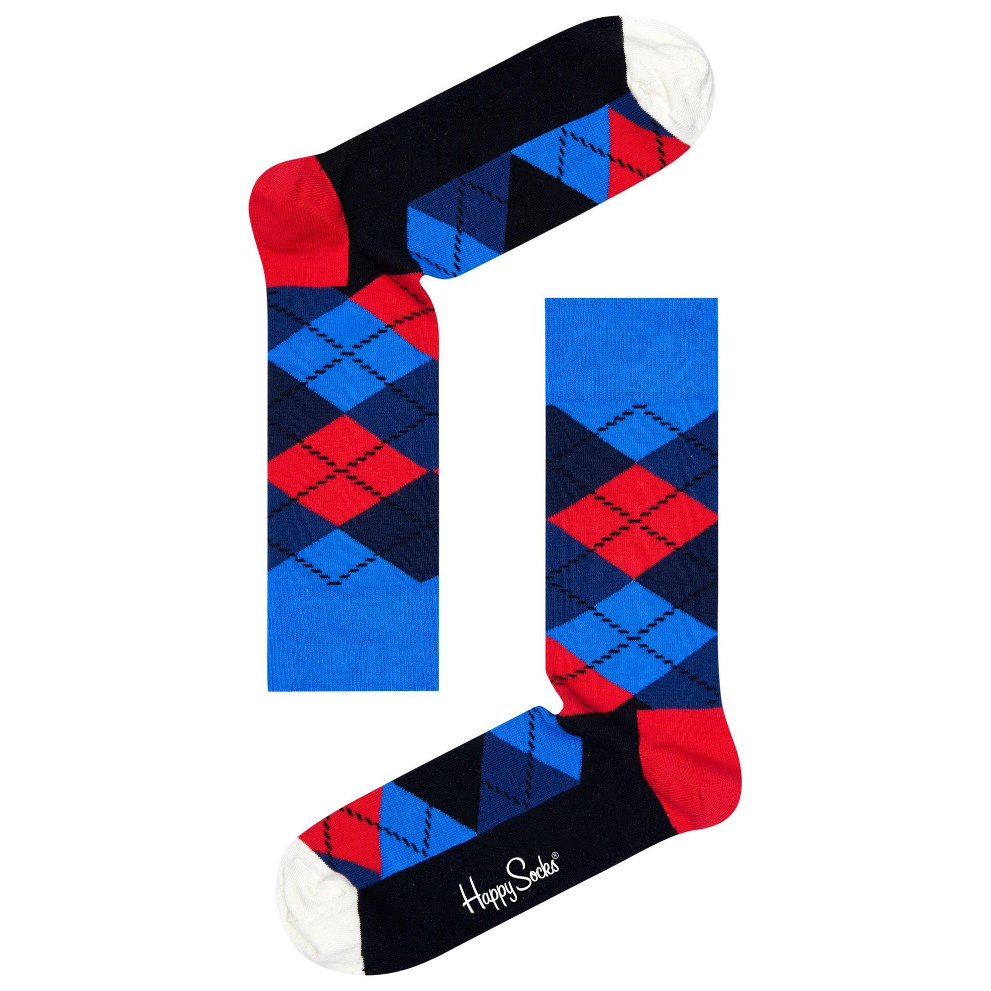 Happy Socks Happy Socks Argyle Socks, One Size