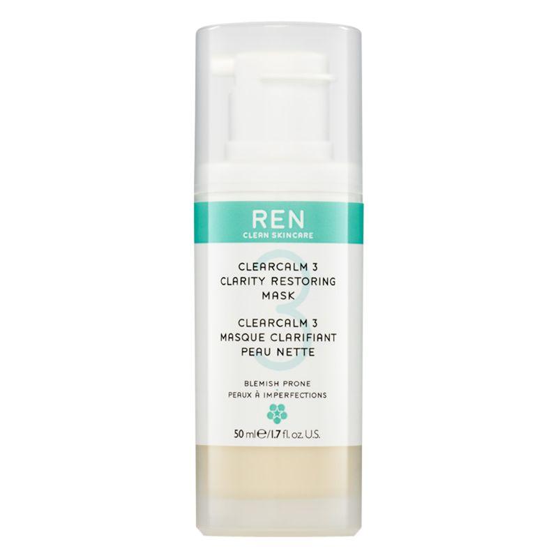 REN REN Clarity Restoring Face Mask, 50ml
