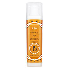 Buy REN Limited Edition Glycolactic Radiance Renewal Mask, 75ml Online at johnlewis.com