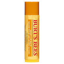 Buy Burts Bees Honey Lip Balm Online at johnlewis.com
