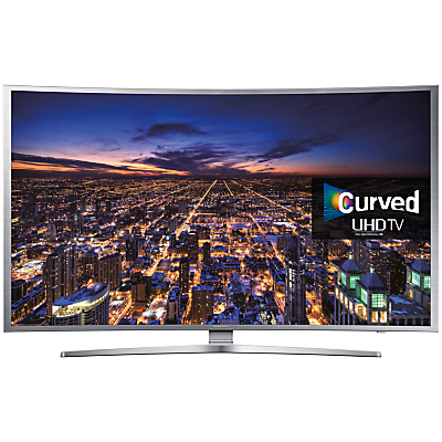 Samsung UE40S9 Curved 4K Ultra HD Smart TV, 40