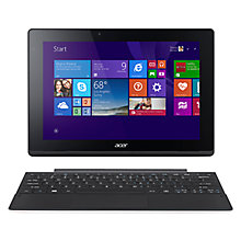 "Buy Acer Aspire Switch 10 E Convertible Tablet Laptop, Intel Atom, 2GB RAM, 32GB eMMC, Windows 8.1 & Microsoft Office 365, 10.1"" Touch Screen Online at johnlewis.com"