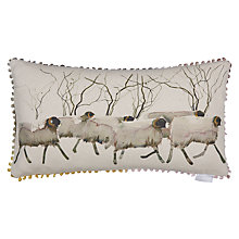 Buy Voyage Herding Sheep Cushion Online at johnlewis.com