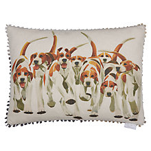 Buy Voyage Foxhounds Cushion Online at johnlewis.com